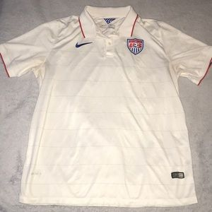 2014 World Cup US Soccer Home Stadium Polo